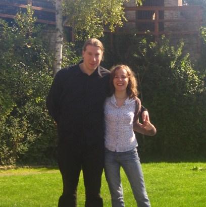 Julia und Tobias