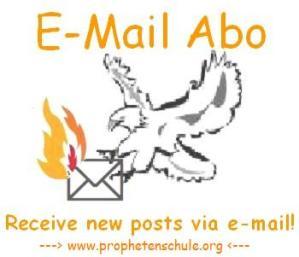 E-MailAbo Prophetenschule
