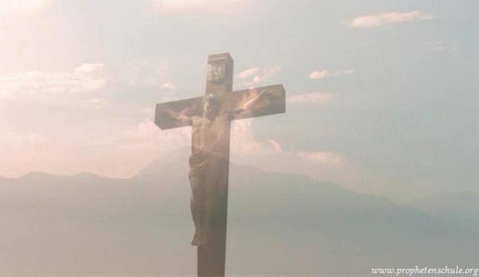 Jesus am Kreuz, Größte Liebe und Botschaft der Welt