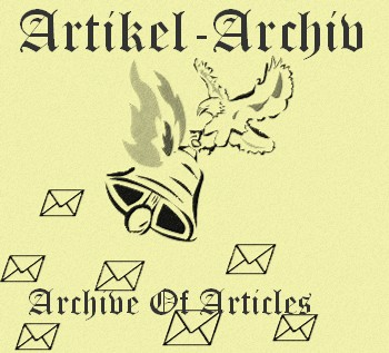 Artikel-Archiv Prophetenschule