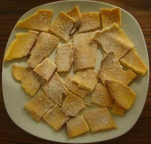 Prophetenkuchen, Huckelkuchen, Teig, Rezept
