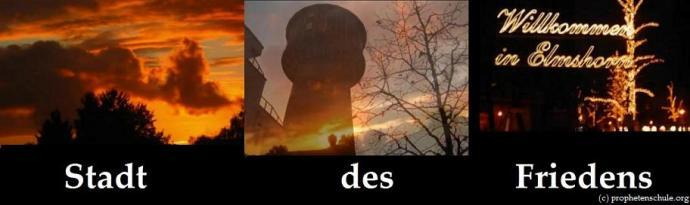 Elmshorn - Stadt des Friedens
