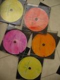 Prophetische Eindrücke auf CDs