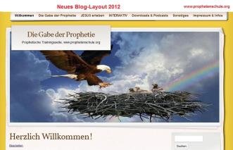 Neues Blog-Layout 2012_1