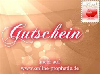 Gutschein für 1 x prophetisches Gebet