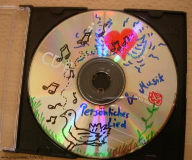 Prophetisches Lied auf CD