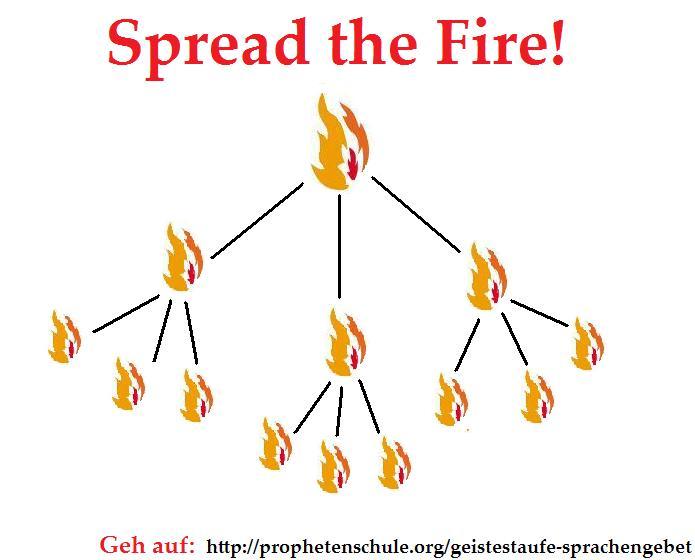 Spread the Fire!