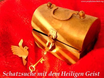 Schatzsuche mit dem Heiligen Geist