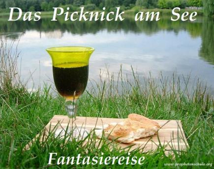 Das Picknick am See Fantasiereise