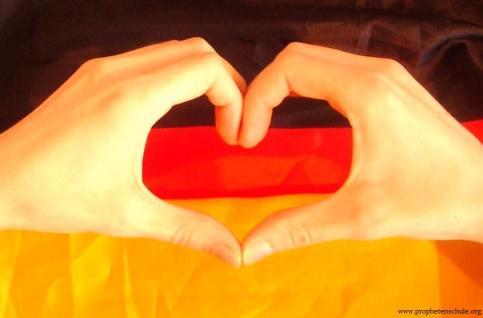 Deutschlands Zukunft in Gottes Händen!