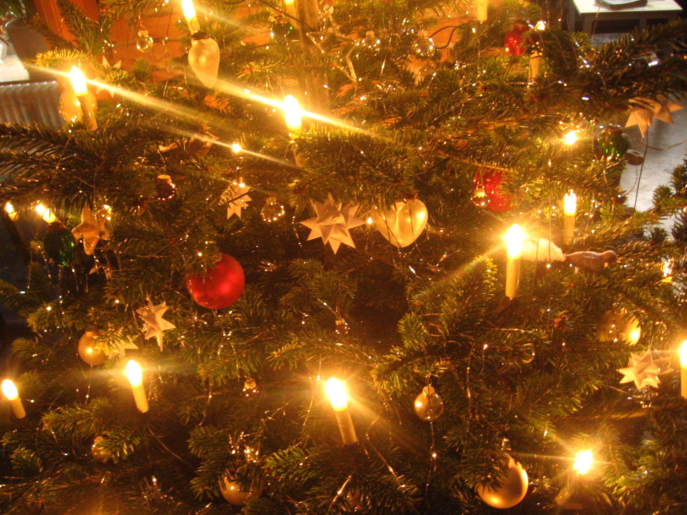 Stress zu Advent und Weihnachten