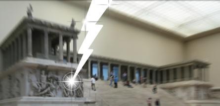 Pergamonaltar Prophetie Blitz