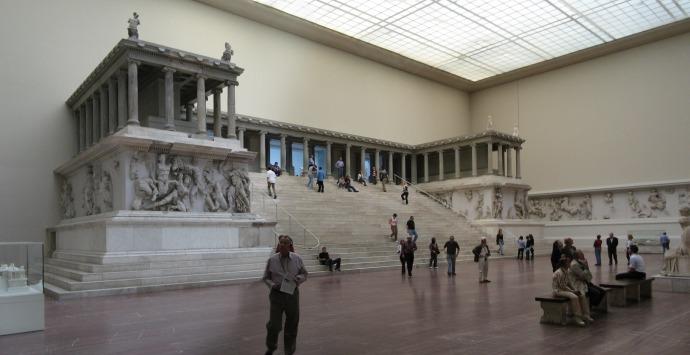 Pergamonmuseum Berlin Pergamon Museum