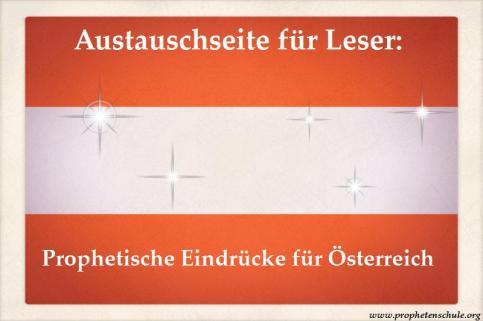 Prophetien für Österreich