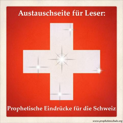 Prophetien für die Schweiz