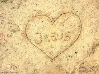 JESUS Sand