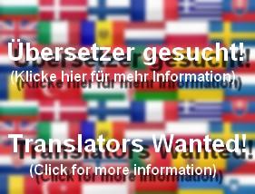 Ehrenamtliche Übersetzer für verschiedene Projekte gesucht