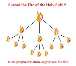 Spread the Fire Pentecost Sunday Whitsun