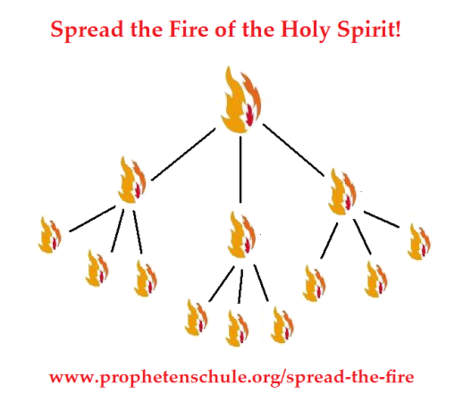 Spread the Fire Pentecost Sunday Whitsun