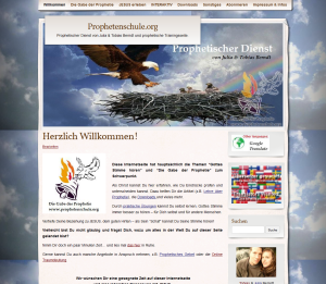 Screenshot Prophetenschule-org Dezember2014