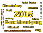 Collage fuer Neues Jahr 2015