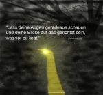Pfad Licht Sprueche 4 25