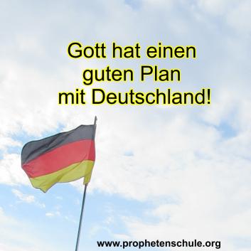 1 Gott guten Plan Deutschland