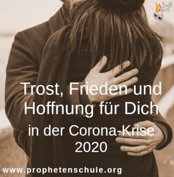 Jesus umarmt Frau und gibt Frieden